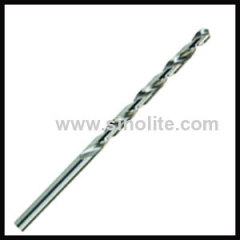 HSS twsit drill bits fully ground DIN340 118/135 split points