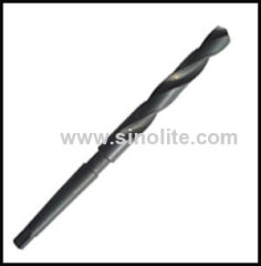 HSS TAPER SHANK DRILLDIN345, Roll Forged