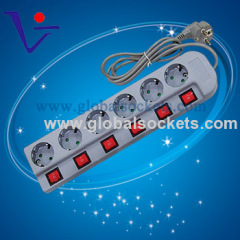 KEMA Good quality German type sockets