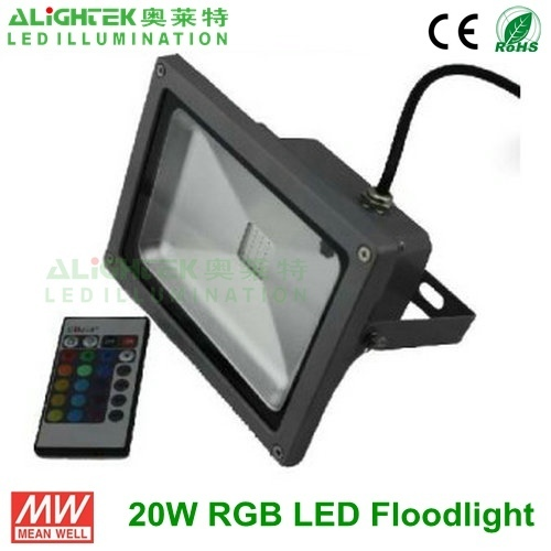 Led 20w Rgb 20w Rgb Led Floodlight With