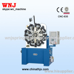 CNC-635 National Patent of Torsional Spring Coiling Machine