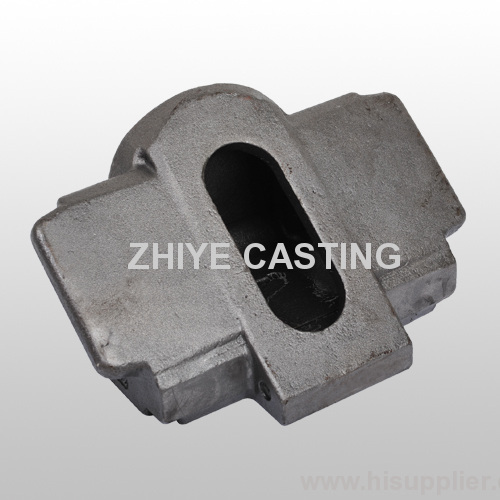 railway accessory friction block the train chassis damping system