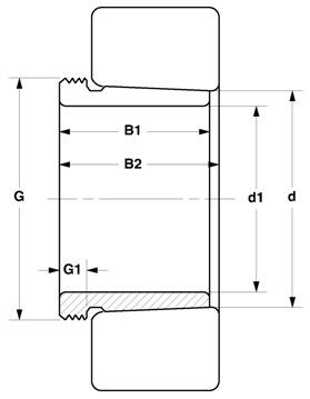 Withdrawal Sleeve AH208-AH222