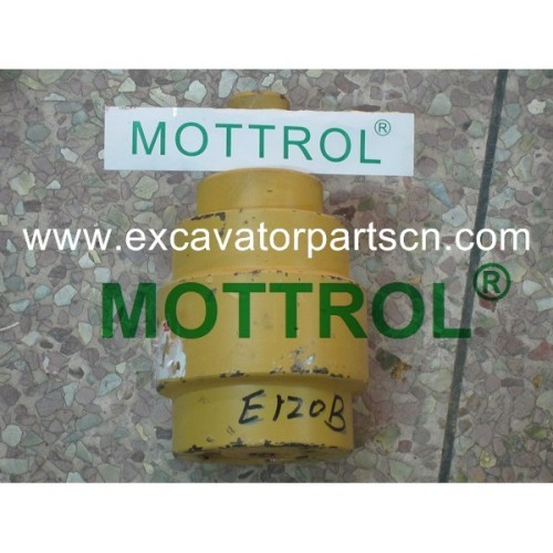 E120B carrier roller undercarriage parts