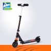 New high quality full aluminum body with front suspension EN14619 adult kick foot scooter 125mm PU wheel