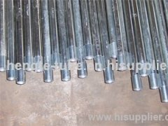 Hot dip Galvanized steel pipe steel tube