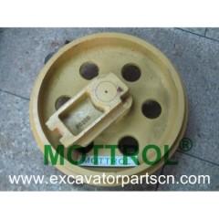 excavator parts front idler PC200