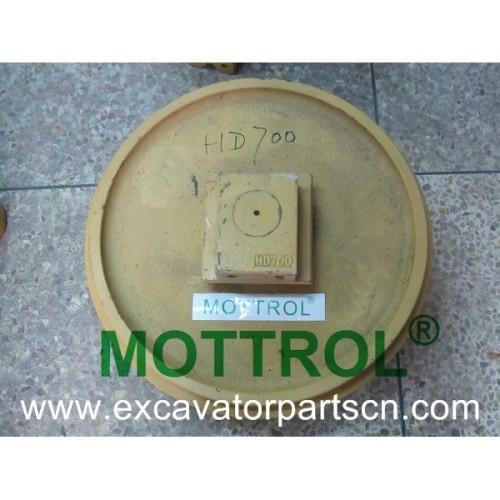 excavator parts front idler HD700