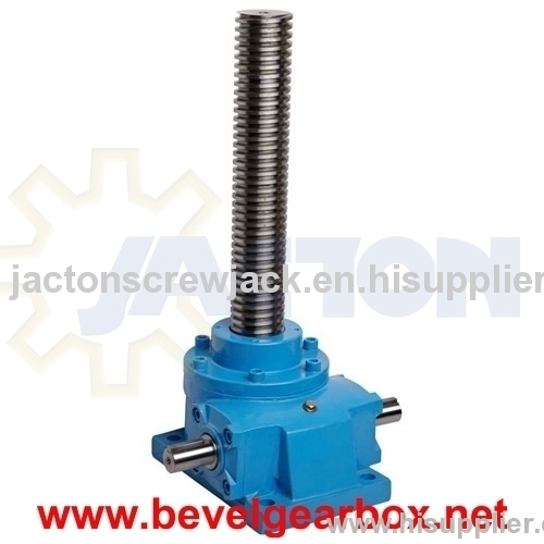 Screw Jack Engineering Drawing Screw Jack Force