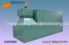 For powder baking industrial ovens