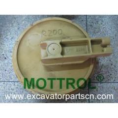 excavator parts front idler R200