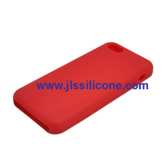 anti-scratch silicone mobile cases for new iPhone 5C