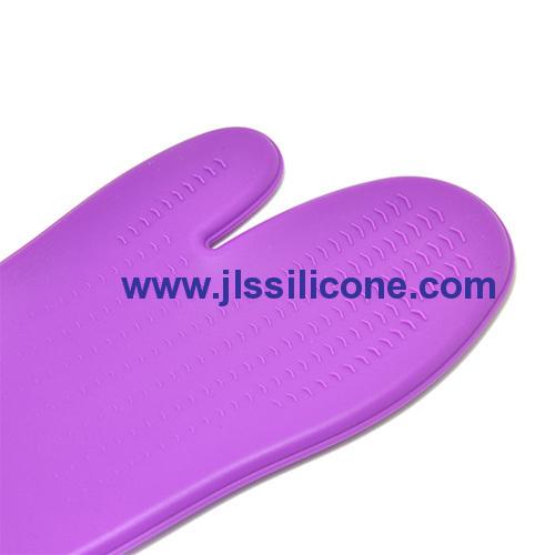 Silicone Oven mitt glove