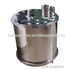 POWDER CONTAINER for powder coating system