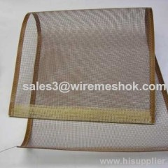 teflon conveyor mesh belt