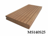 wpc outdoor solid flooring