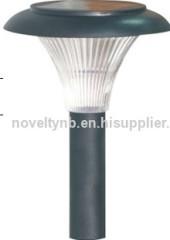 solar powered outdoor lamp