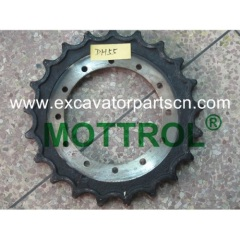 excavator parts sprocket DH55