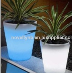 solar led flower pot light