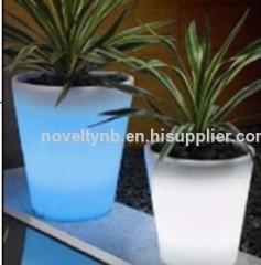 solar led flower pot light