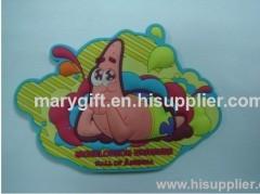 Lovely design with SpongeBob logo fridge magent