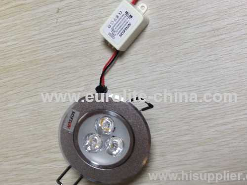 energy-saving aluminum led downlight