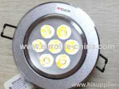 energy saving high power led downlight