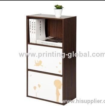 Wood heat transfer film/hot stamping film for wooden furniture