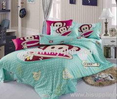 Children Printed Bedding Set