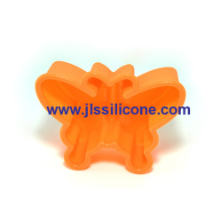 mini butterfly silicone bakeware moulds