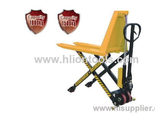 Power Scissor Lift Pallet Truck