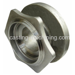 custom stainless steel machining parts