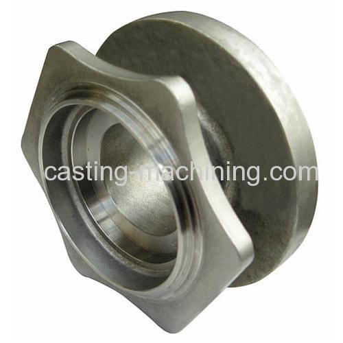 custom stainless steel machining parts