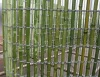 Bamboo mesh used for decor and fencing