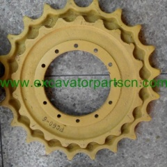 excavator parts SPROCKET PC60-6