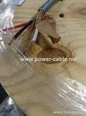 Low voltage Aluminum Type MC cable AC cable