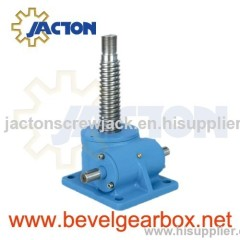 jack screws for lifting heavy machinery, heavy equipment lifts screw jack, heavy duty jack screws