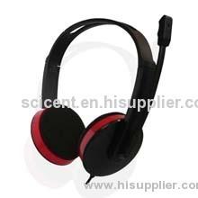 Headphones studio Stereo headphone