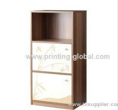 Wood heat transfer film/thermal transfer film for wooden cabinet