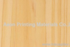 Hot stamping film for wood/wooden sheet