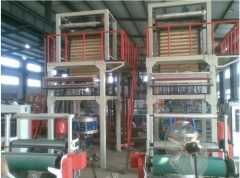 Rotary Die Film Blowing Machinery in china