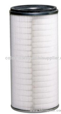 Cartridge Filters for coating booth