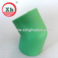PP-R all plastic fittings 45 degree elbow