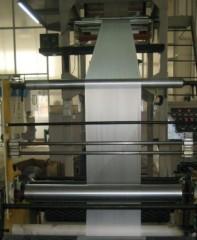 HDPE/LDPE Film Blowing Machinery