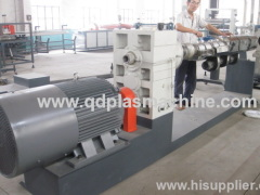 pe pipe extrusion machinery