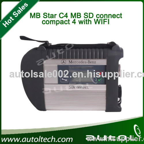 For Benz MB Star Compact 4 With HDD