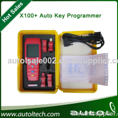 X100+ Auto Key Programmer Support English and Spanish