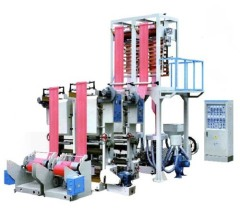 PE Film Blowing Machine Set