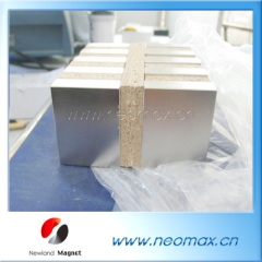 Sintered Neodymium Block magnets