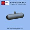 Hydraulic pipeline accumulator manufacture